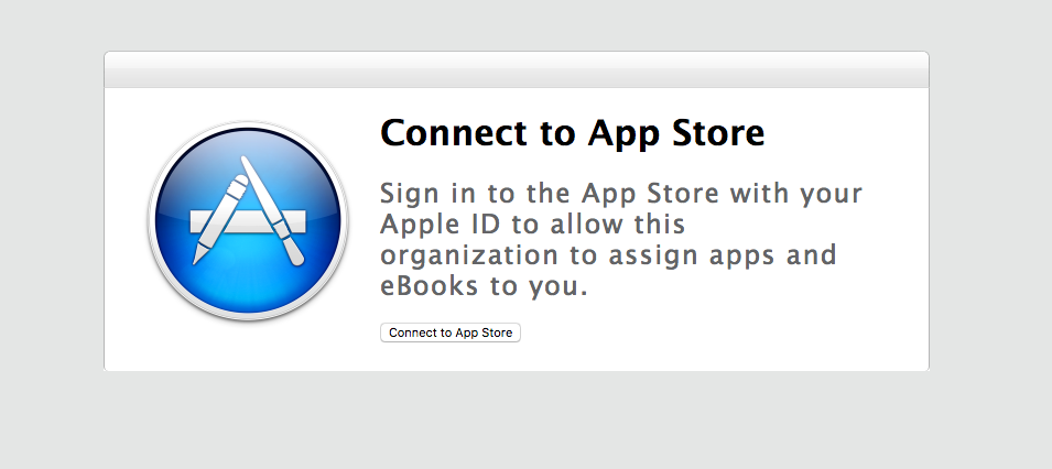 Connect to App Store Online Notification