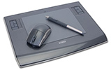 Wacom Intuos3 pen tablet
