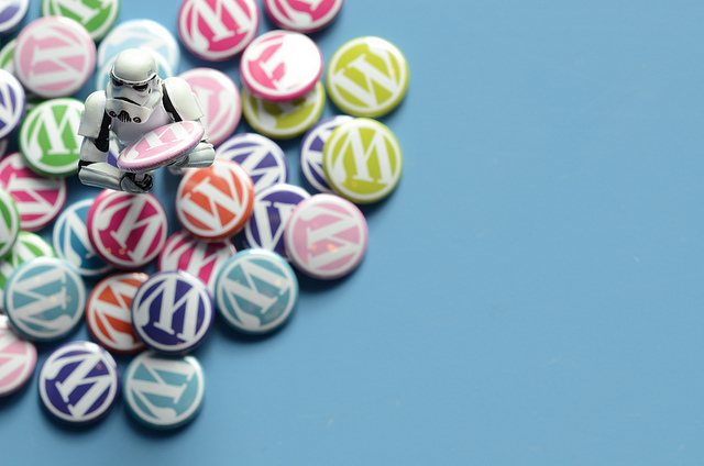 W for Wordpress by Kristina Alexanderson